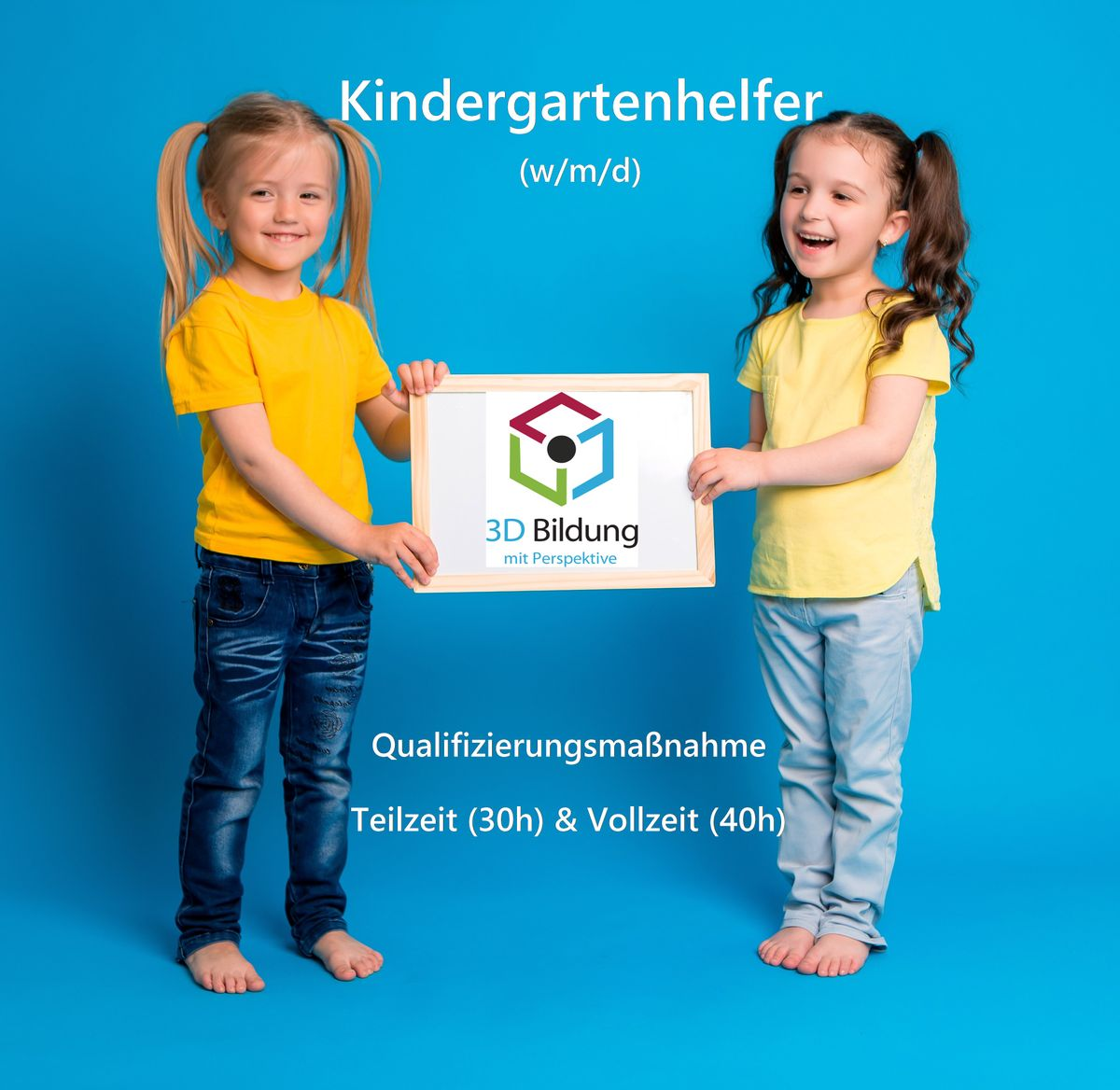 Flyer Kindergartenhelfer